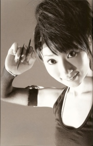 An AWESOME ninja picture of Nana chan
